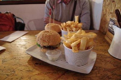 I need a burger
