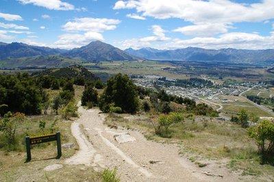 Randonnée au Mont Iron