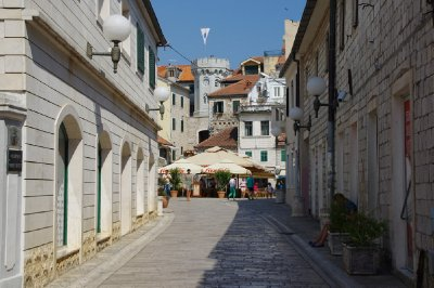 Vieille ville de Herceg Novi