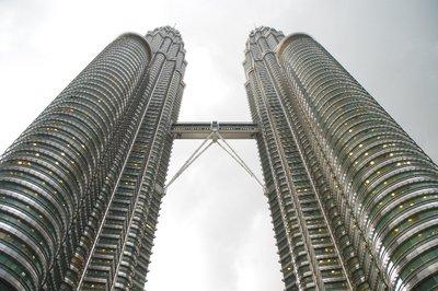 Les tours Petronas de KL