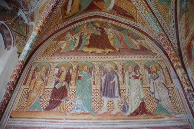 Eglise de Bohinj