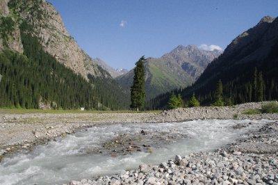 Vallée de Karakol