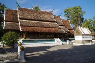 Vat Xieng Thong à Luang Prabang
