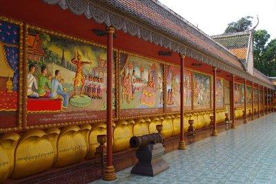 Temple à Siem Reap