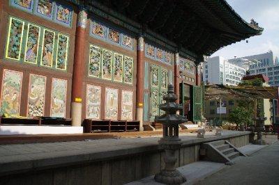 Temple bouddhiste Jogyesa