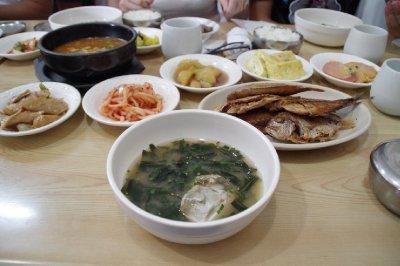 Plat coréen