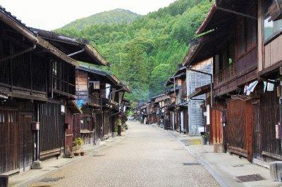 Le petit village de Naraï