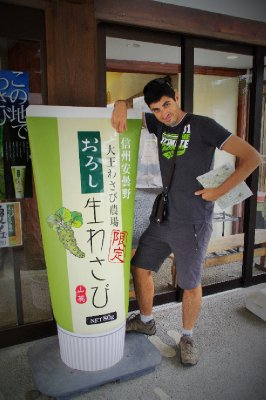 La ferme de Wasabi