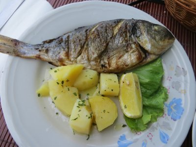 Gastronomie croate : le poisson