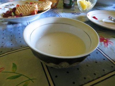 Le fameux lait de jumant : le Kumiss