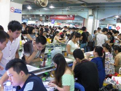 Les supermarchés d'électronique de Shenzhen