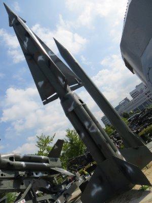 Mémorial de la guerre de Corée à Séoul