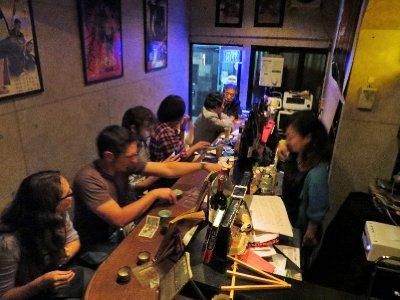 Les bars de Golden Gai