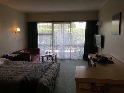 Notre motel à Wanaka