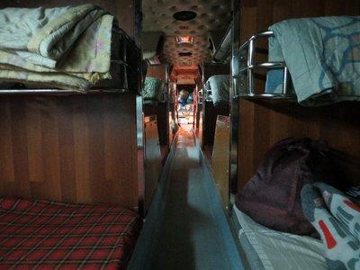 Bus de nuit Vientiane-Paksé