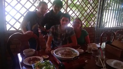 Fondue cambodgienne à Siem Reap