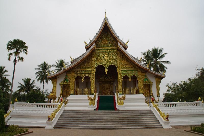 Palais royal à Luang Prabang