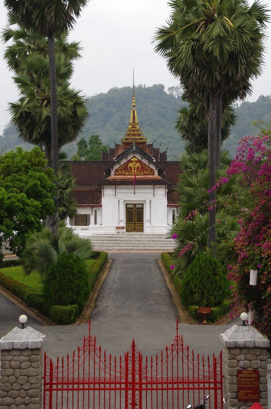 Palais royal de Luang Prabang