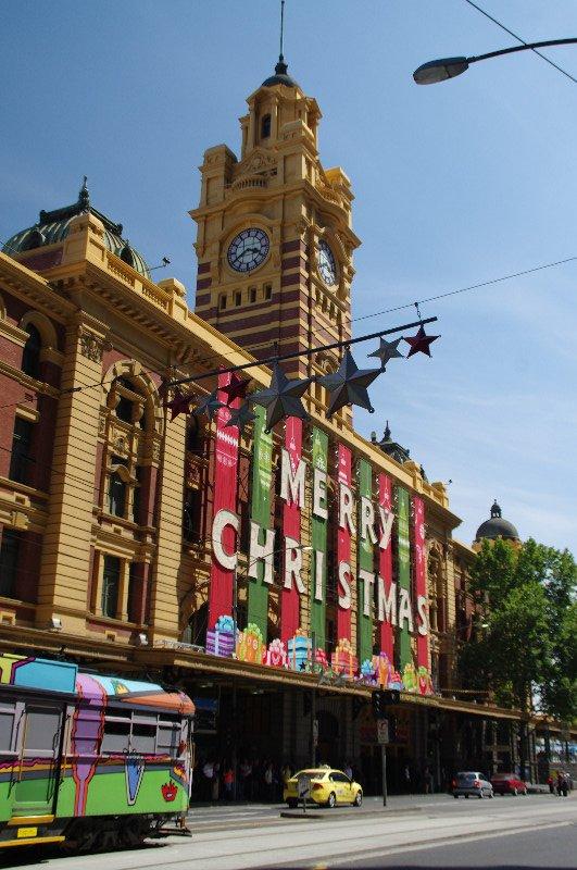La Gare de Melbourne
