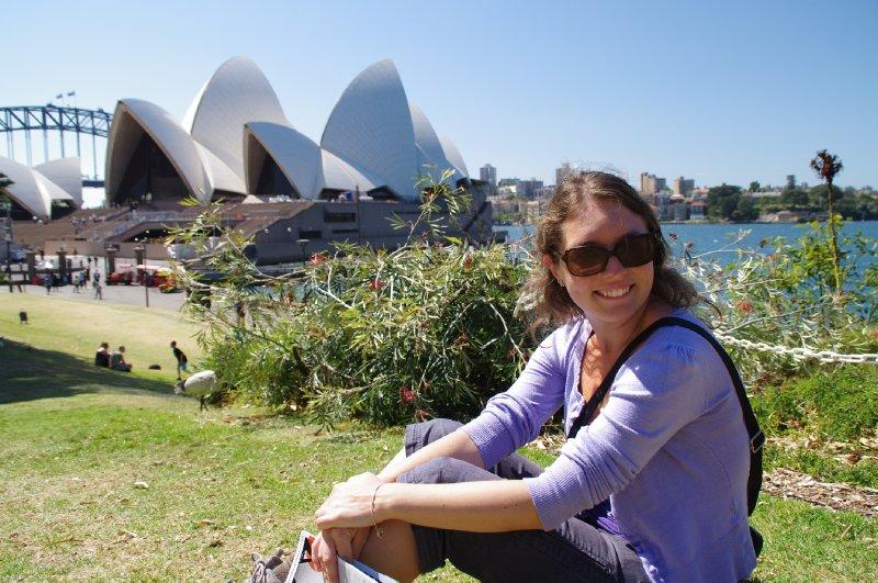 Jardins botaniques royaux, Sydney