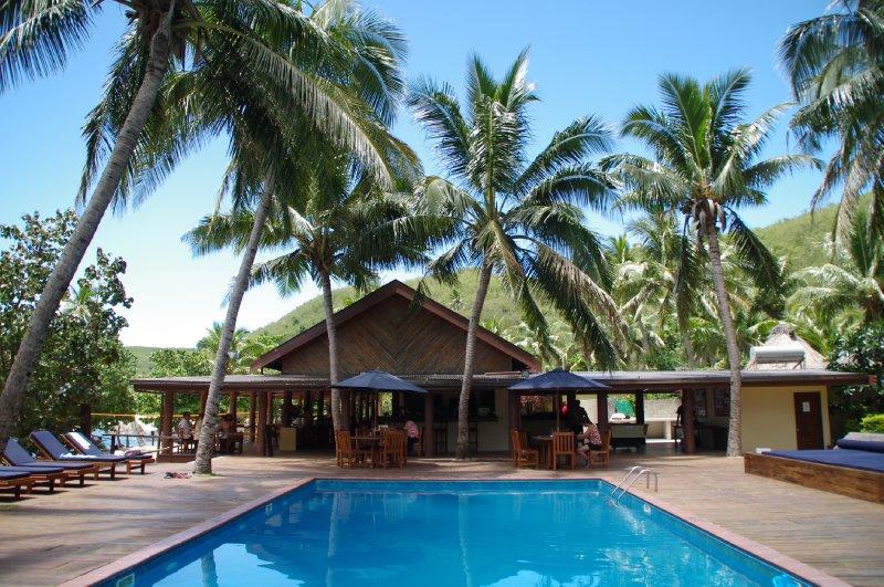 Octopus Resort Hotel à Waya