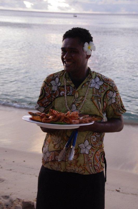 Anniversaire de Franck sur la plage