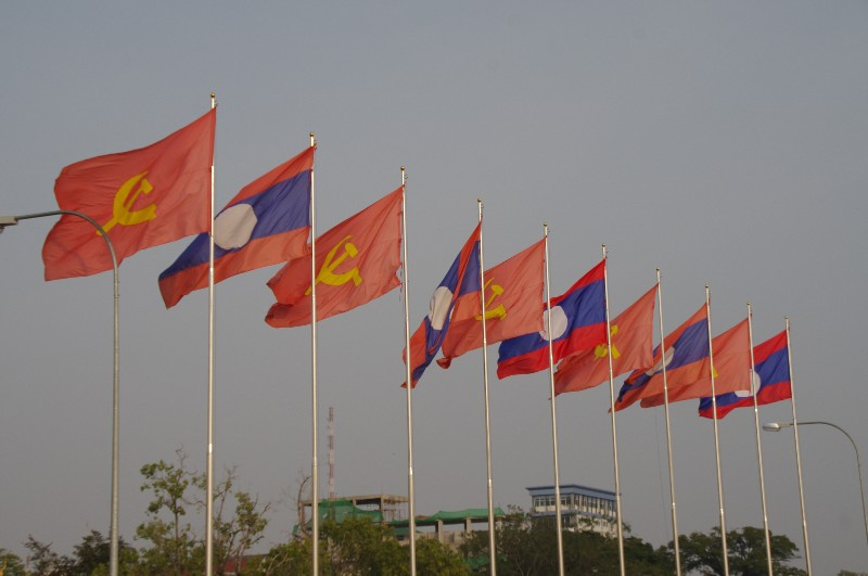 A vientiane au Laos