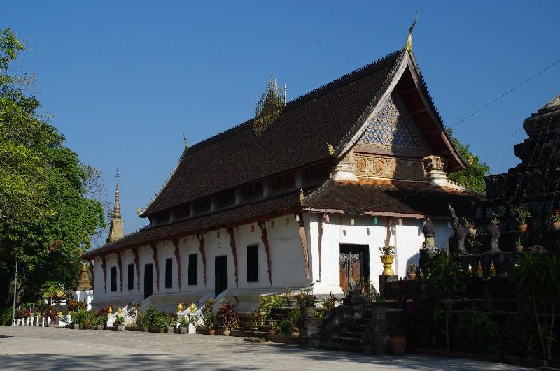 Vat That Luang à Luang Prabang