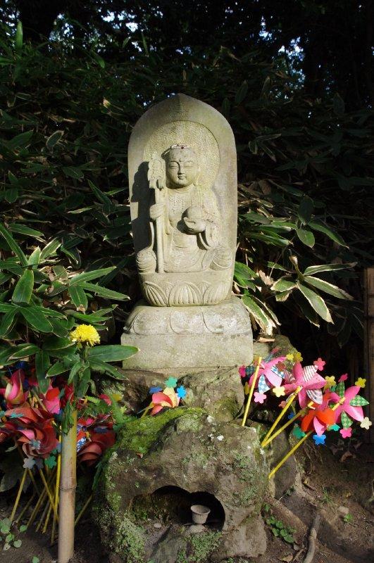 Le temple Sugimotodera à Kamakura