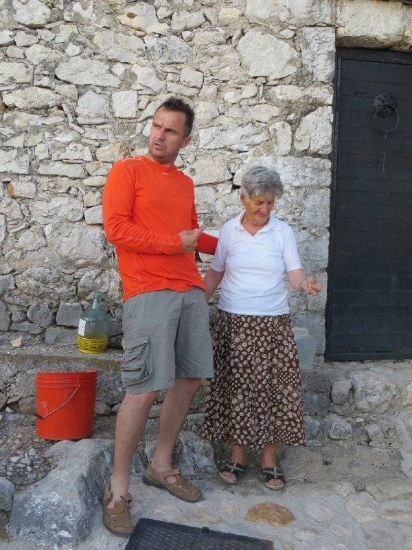 Bata, notre guide à Mostar