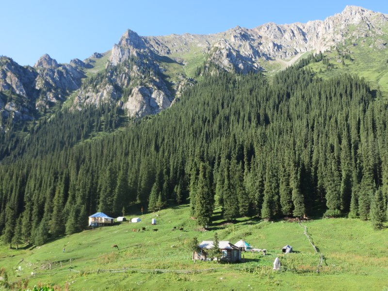 Vallée d'Arashan