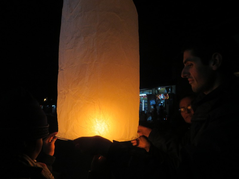 Notre lanterne