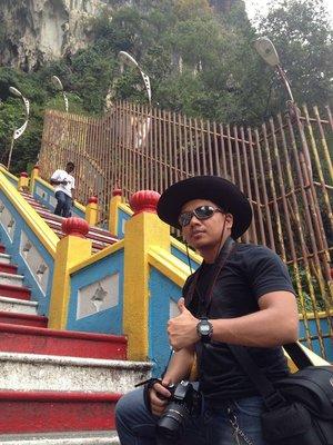 At Batu Caves, Kuala Lumpur Malaysia