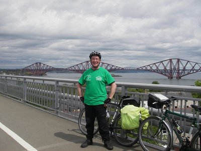 Crossing the Firth of Forth