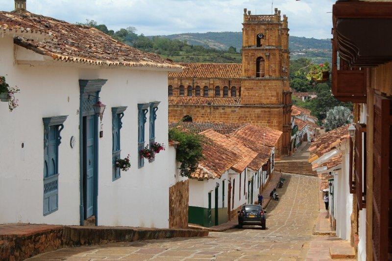 Koloniaal straatje
