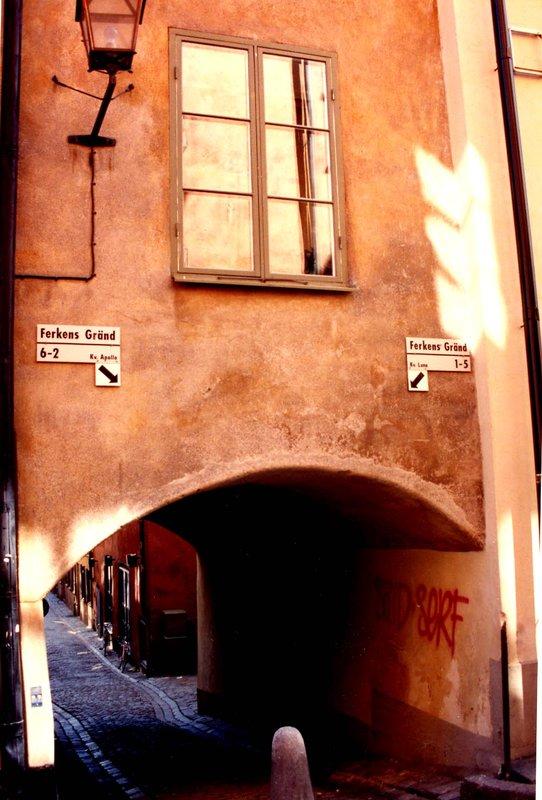 Medieval Stockholm