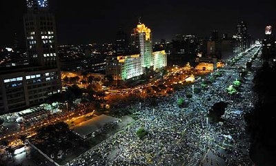 rio protest