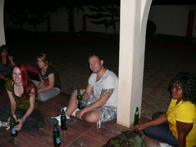 GHANA Hotel Mariot Accra