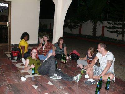 GHANA Accra Mariot Hotel