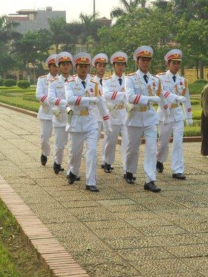 Guard of Ho Chi Minh