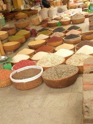 Old quarter market