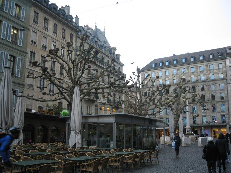 Geneva City Centre