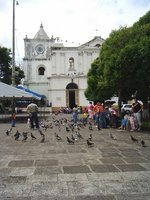 Heredia town square