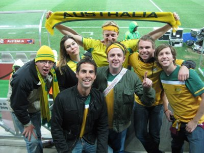 Signing off with the socceroos - despite a grand performance from the boys, a 2-1 win over Serbia proved to be too little and we would be following Germany into the knock-out stages