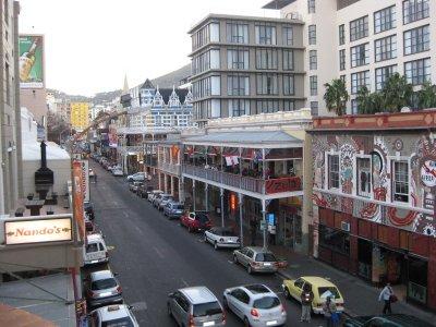 Long St, Cape Town