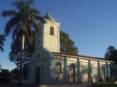 The Church in Vinales