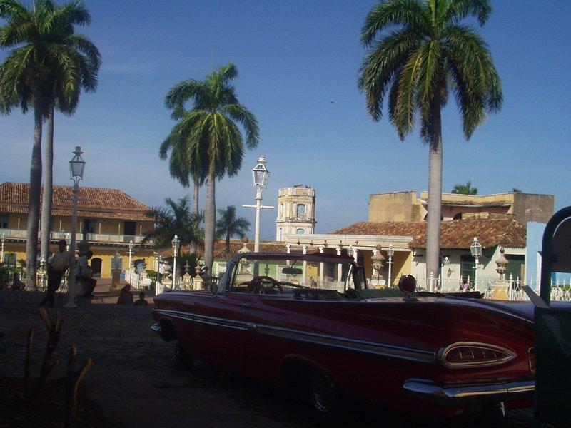 The Plaza in Trinidad