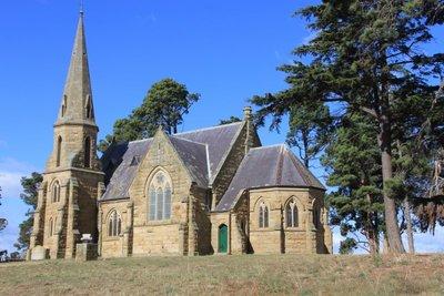 Methodist Church - Ross
