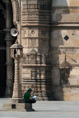Jama Masjid, Ahmedabad, Gujarat