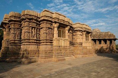 Modhera Sun Temple, Gujarat